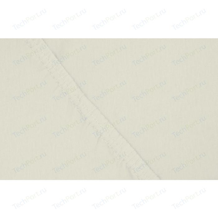 Простыня Ecotex трикотаж на резинке 180x200x20 см (4670016952110)