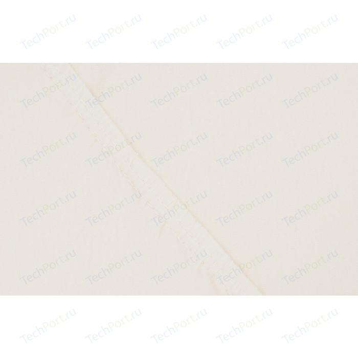 Простыня Ecotex Поплин-Комфорт на резинке 90x200x20 см (4607132579969)