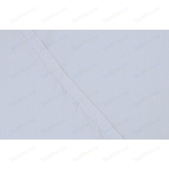Простыня Ecotex Поплин-Комфорт на резинке 90x200x20 см (4607132579914)