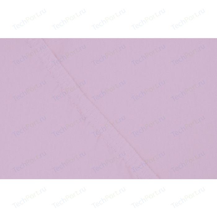 Простыня Ecotex Поплин-Комфорт на резинке 140x200x20 см (4670016950079)