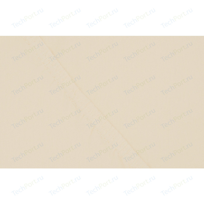 Простыня Ecotex Поплин-Комфорт на резинке 160x200x20 см (4607132578306)