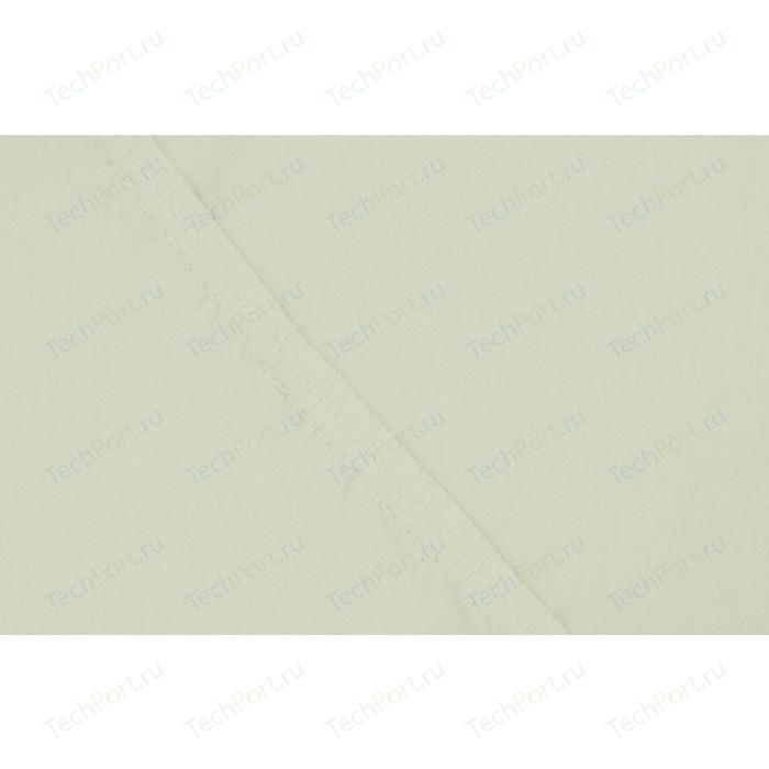 Простыня Ecotex Поплин-Комфорт на резинке 180x200x20 см (4670016950055)