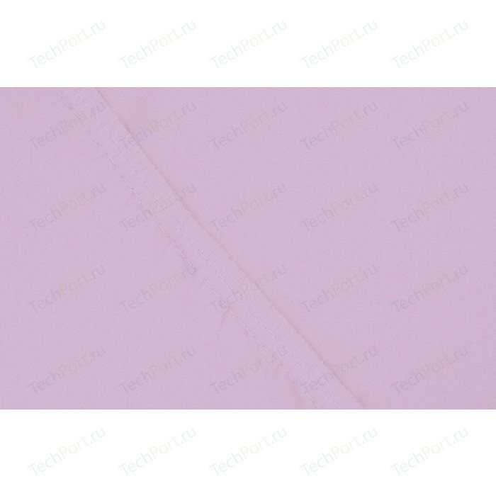 Простыня Ecotex Поплин-Комфорт на резинке 180x200x20 см (4670016950093)
