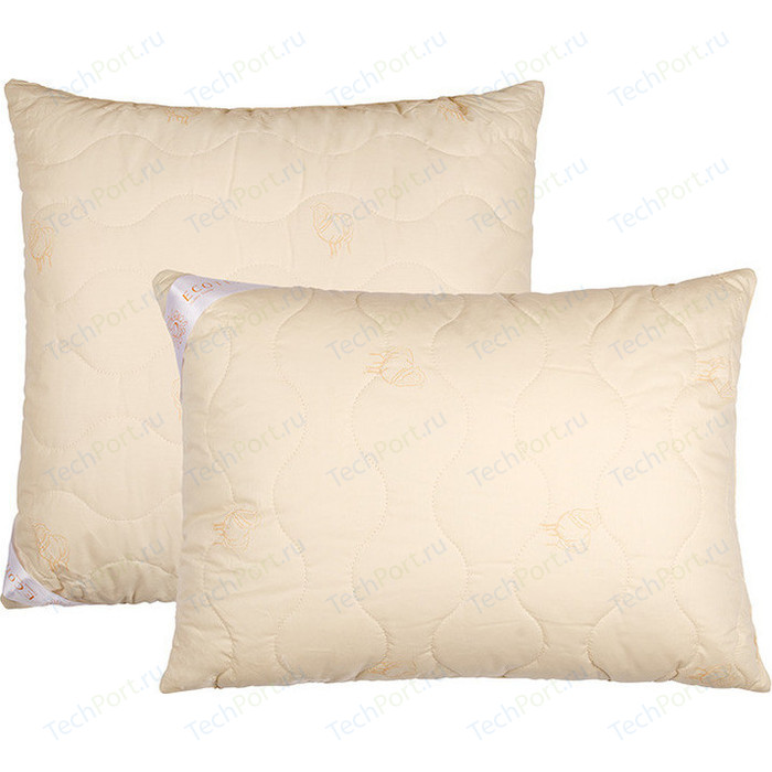 Подушка Ecotex Золотое руно 50х70 (4607132571529)