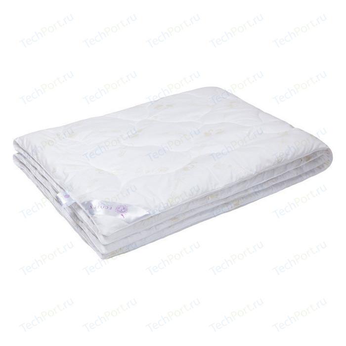 Двуспальное одеяло Ecotex Лебяжий пух 172х205 (4607132570553)