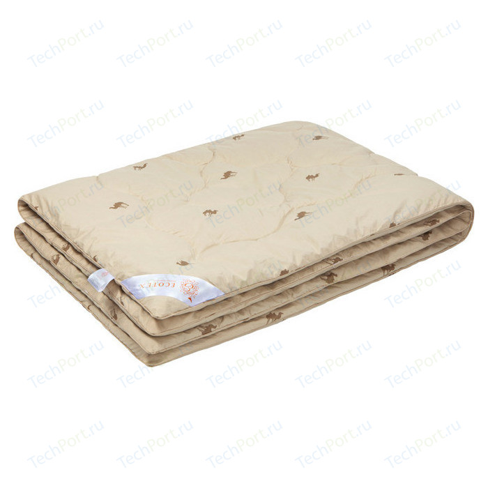 Двуспальное одеяло Ecotex Караван 172х205 (4607132571000) цена 2017