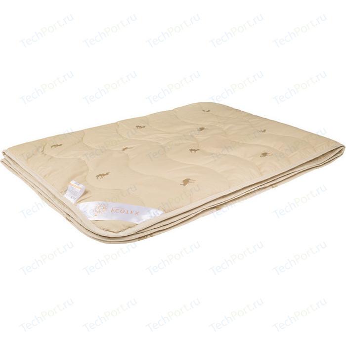 Двуспальное одеяло Ecotex Караван облегченное 172Х205 (4607132575138) цена 2017