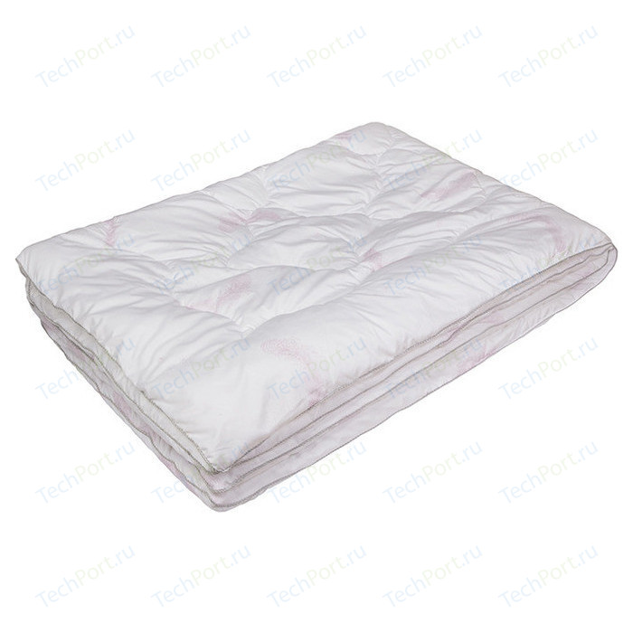 Полутороспальное одеяло Ecotex Лебяжий пух-Комфорт 140х205 (4607132574698)