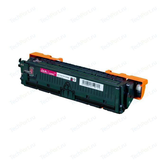 Картридж Sakura Q3963A тонер картридж hp q3963a