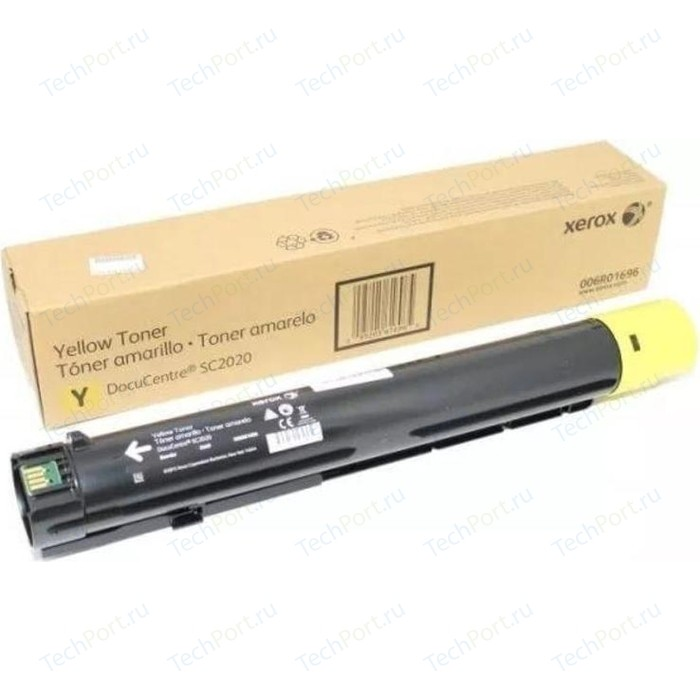 Картридж Xerox 006R01696 yellow 3000 стр.
