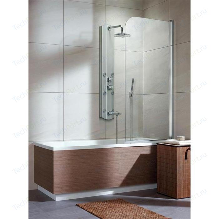 Шторка на ванну Radaway EOS PNJ 70/R прозрачное, хром, правая (205101-101R)