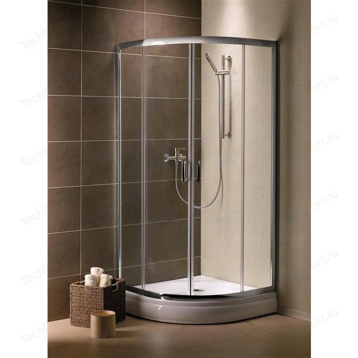 Душевой уголок Radaway Premium Plus A 190, 100x100 (30423-01-06N) стекло фабрик