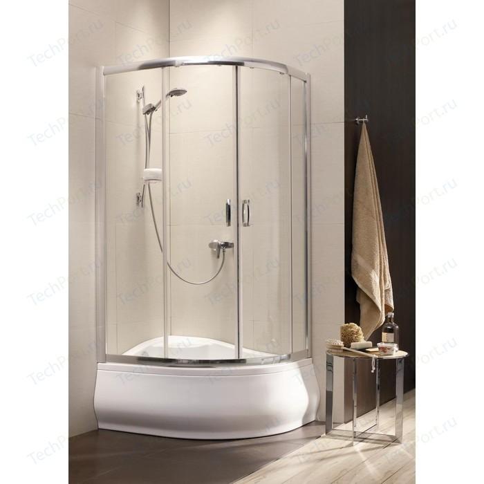 Душевой уголок Radaway Premium Plus E 170, 100x80 (30481-01-06N) стекло фабрик