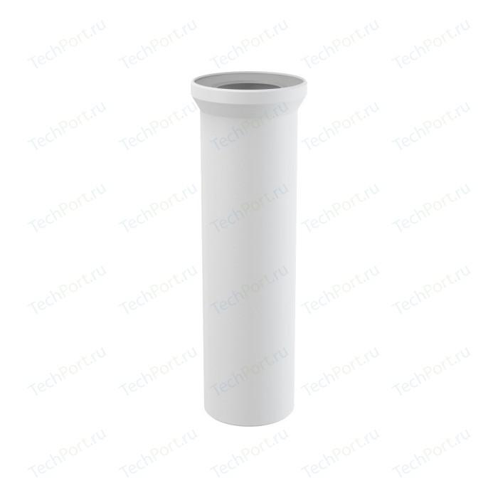 Отвод для унитаза AlcaPlast 400 мм (A91-400)