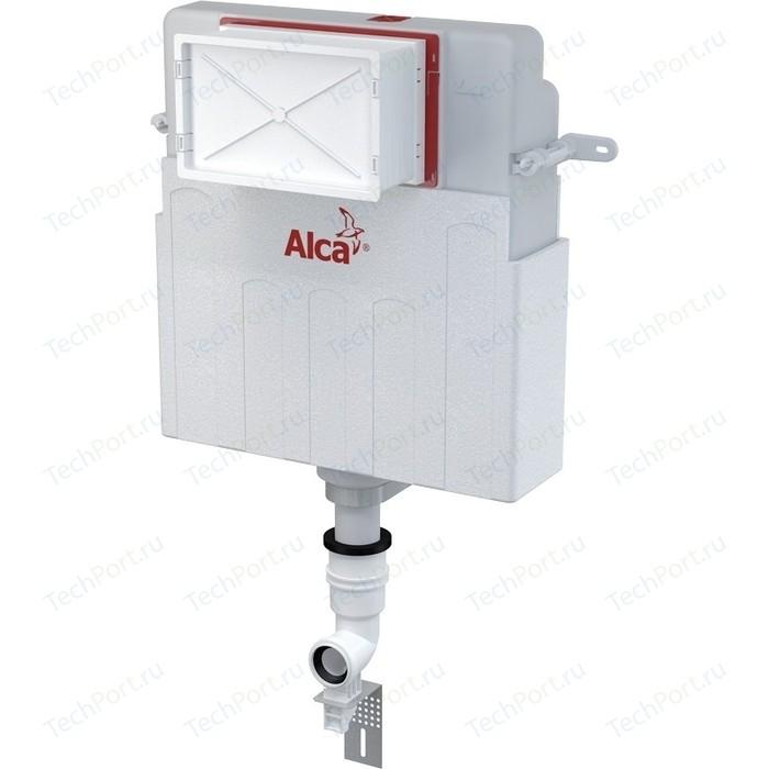 Смывной бачок AlcaPlast Basicmodul встраиваемый (AM112)