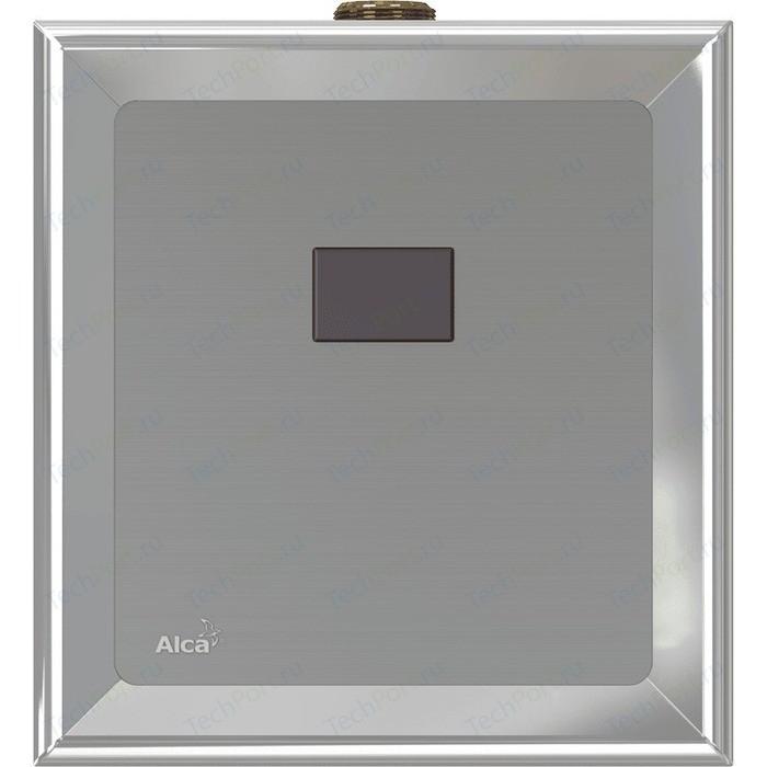 Фото - Автоматическое устройство смыва для писсуара AlcaPlast 12V питание от сети (ASP4) панель смыва бесконтактная alcaplast для писсуара 6v от батарейки asp4 b