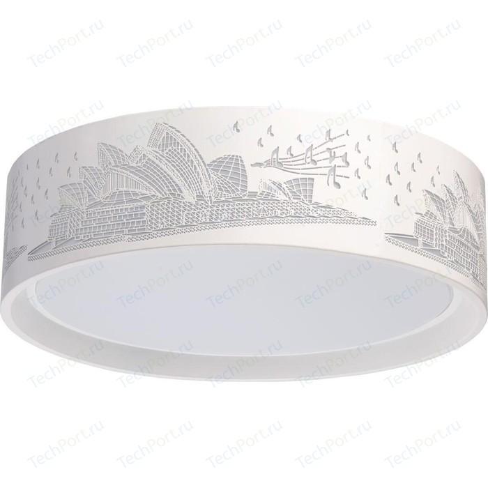 Потолочный светодиодный светильник DeMarkt 674016001