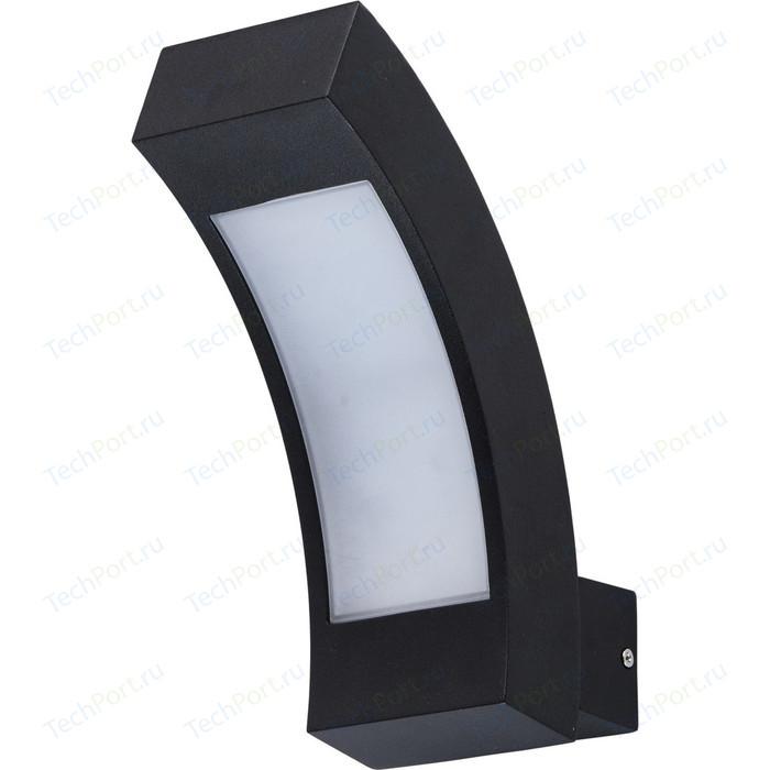 Уличный настенный светодиодный светильник DeMarkt 803021001 уличный настенный светодиодный светильник demarkt 807022801