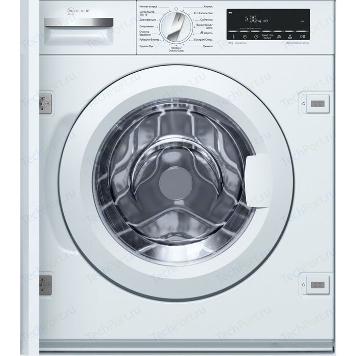 Фото - Встраиваемая стиральная машина NEFF W6440X0OE встраиваемая посудомоечная машина neff s513f60x2r