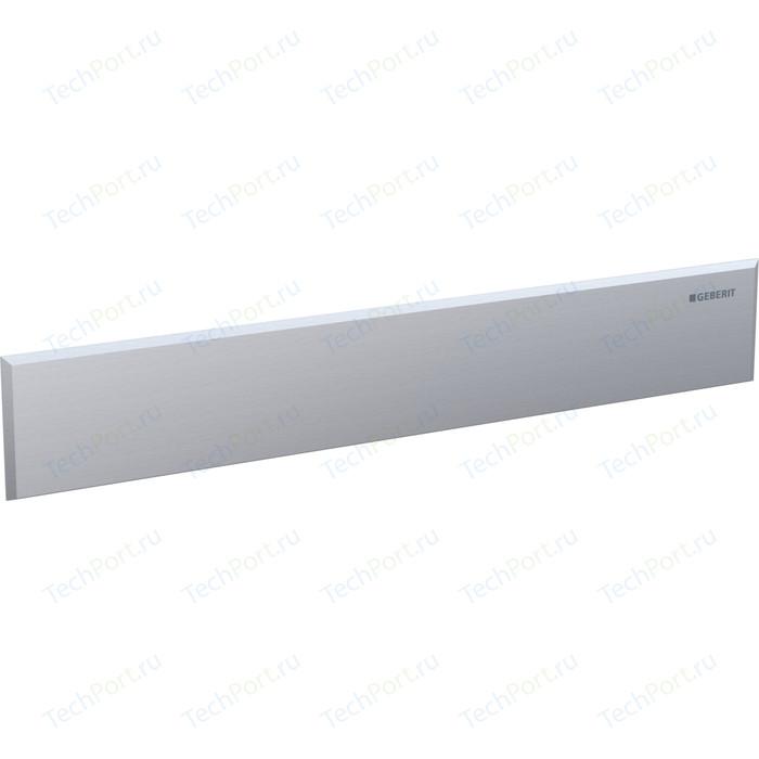 Декоративная планка Geberit CleanLine для трапа в стену, нержавеющая сталь матовая (154.336.FW.1)