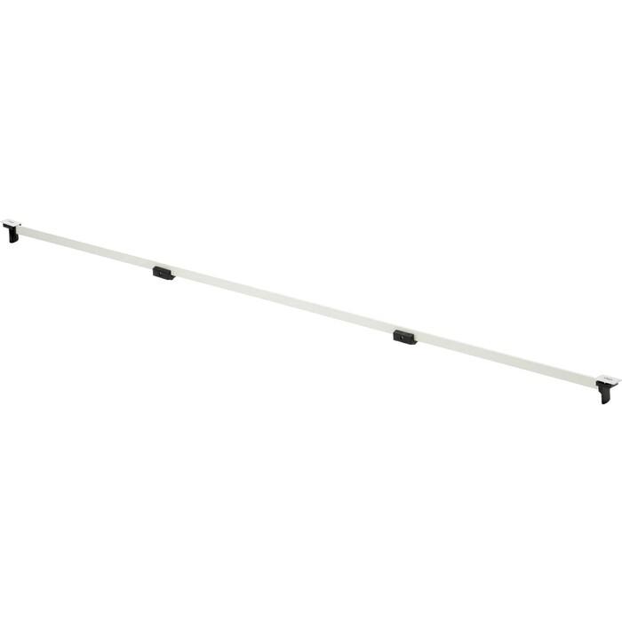 Дизайн-решетка Viega Advantix Vario для душевого лотка 30-120 см, белый (711887)