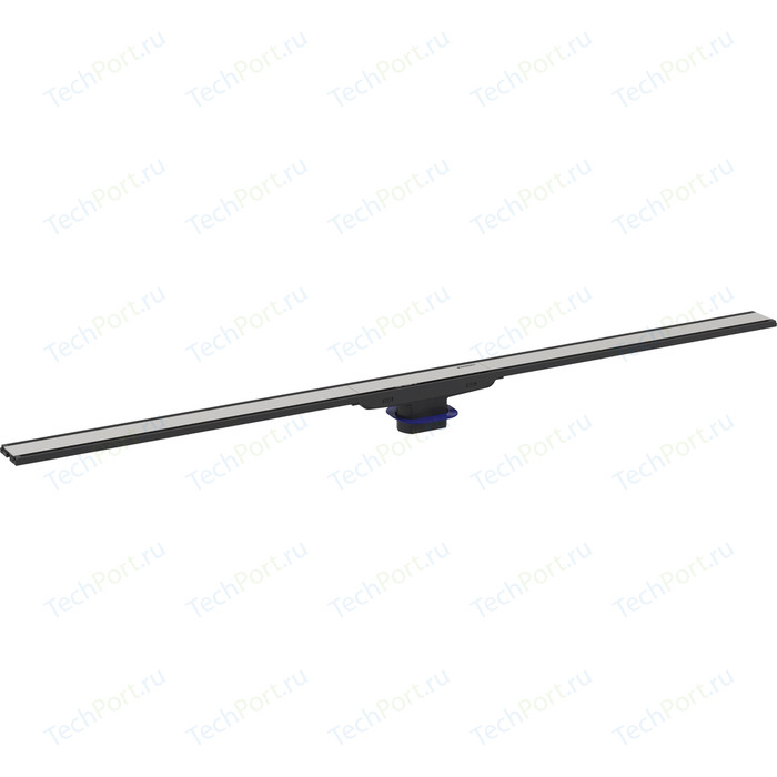 Душевая решетка Geberit CleanLine 60 для лотка, 30-130 см, черная/нержавеющая сталь (154.457.00.1)