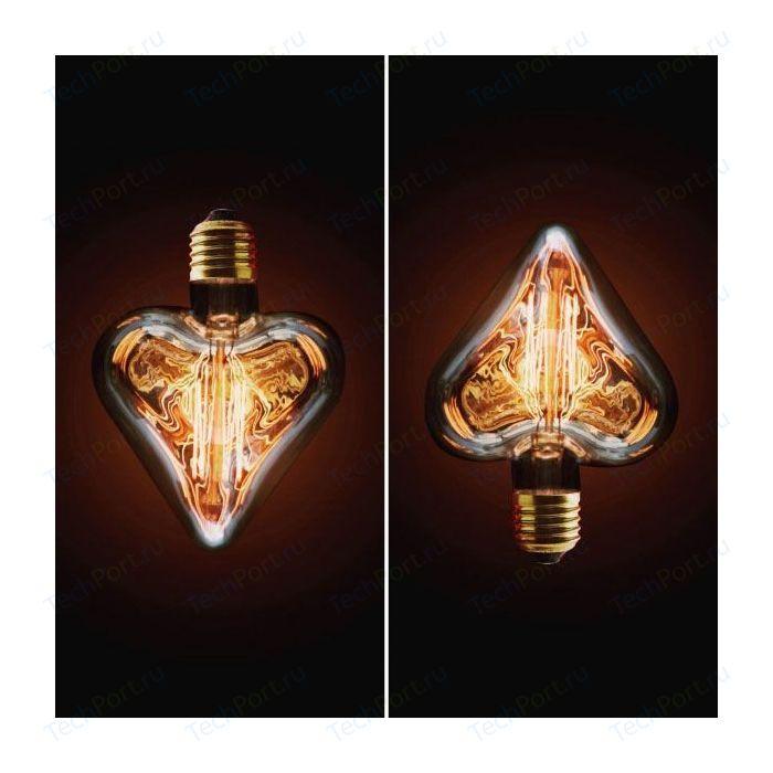 Декоративная лампа накаливания Loft IT 2740-H