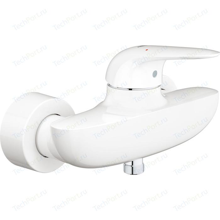 Смеситель для душа Grohe Eurostyle белый (23722LS3)
