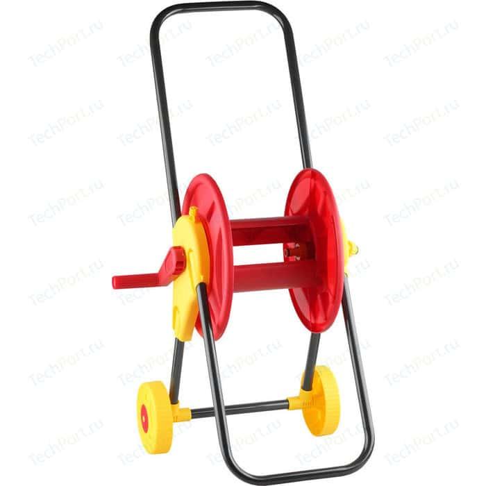 Катушка для шланга Grinda на колесах, 45 м/1/2 (8-428425_z01)