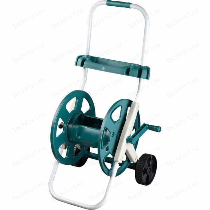 Катушка для шланга Raco на колесах, 60м/1/2 (4260-55/584)