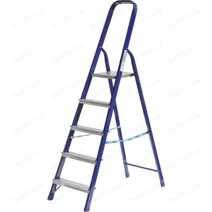 Лестница-стремянка Сибин 5 ступеней, 103 см (38803-05)