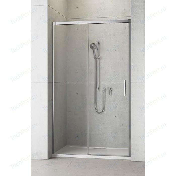 Душевая дверь Radaway Idea DWJ/L 110 прозрачная, хром, левая (387015-01-01L)