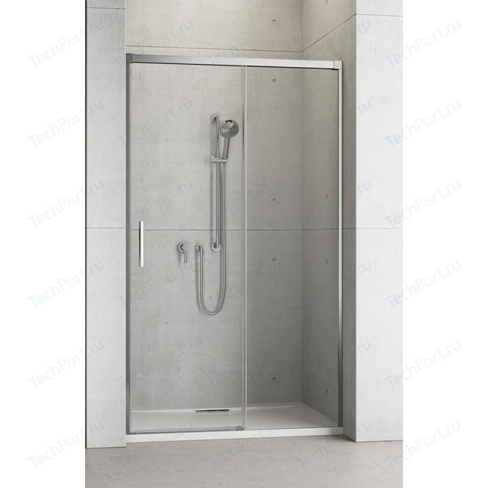 Душевая дверь Radaway Idea DWJ/R 120 прозрачная, хром, правая (387016-01-01R)