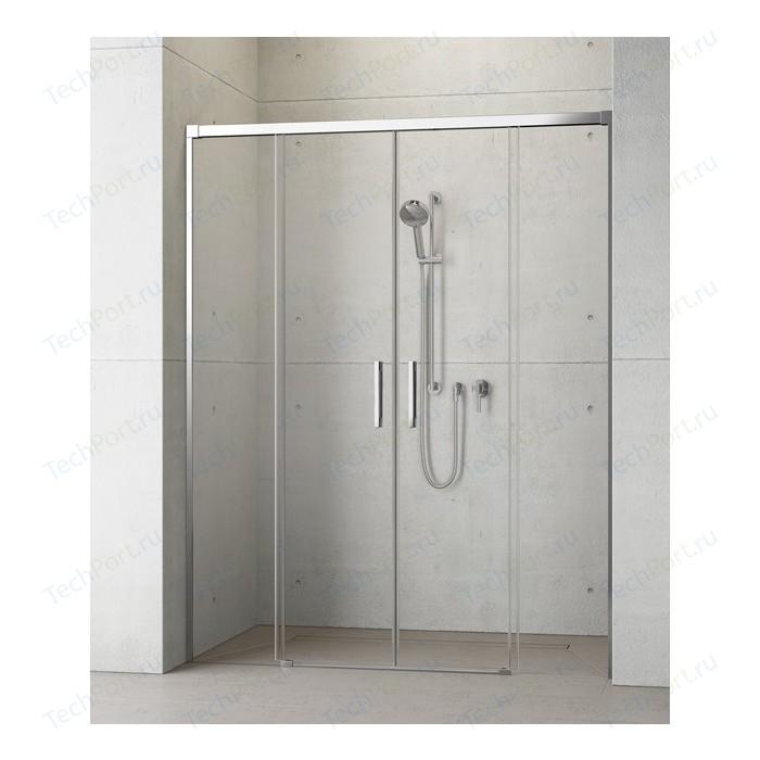 Душевая дверь Radaway Idea DWD 170 прозрачная, хром (387127-01-01)