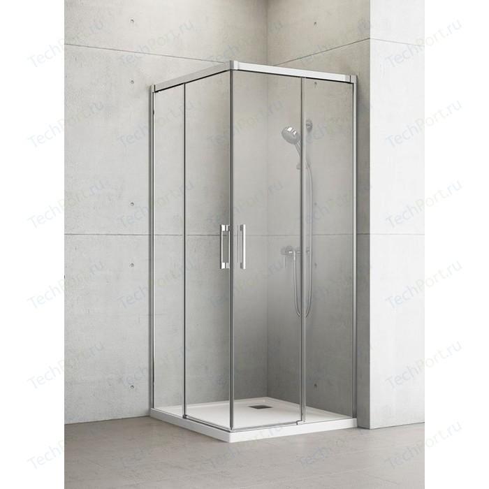 Душевая дверь Radaway Idea KDD/R 80 прозрачная, хром, правая (387061-01-01R)