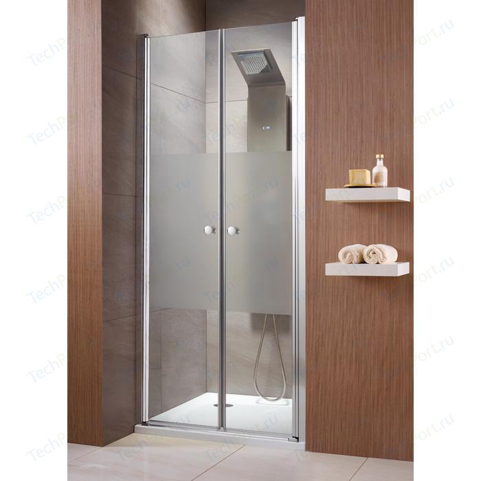 Душевая дверь Radaway EOS DWD 120 прозрачная, хром (37773-01-01N)