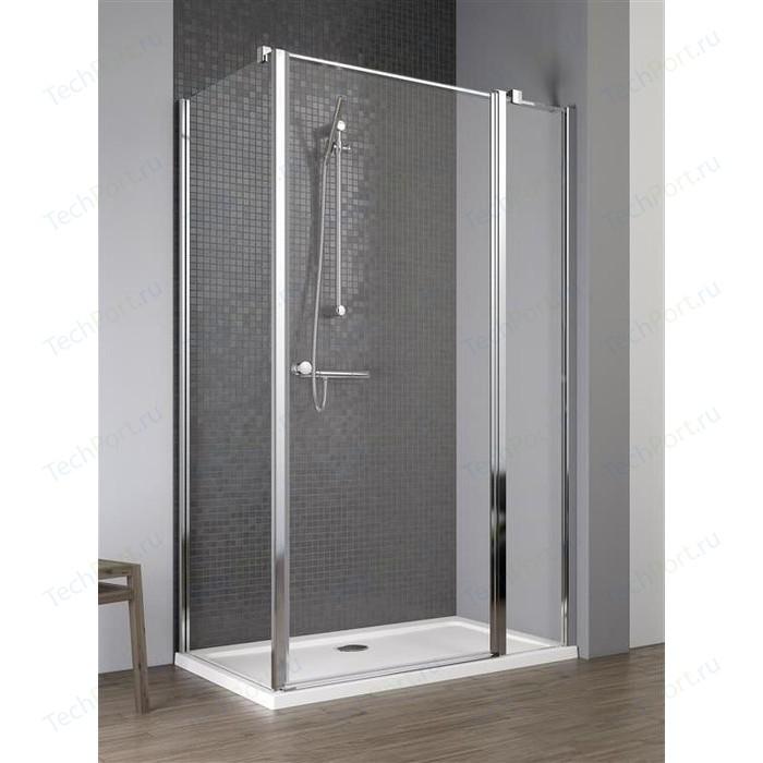 Душевая дверь Radaway EOS II KDJ/R 80 прозрачная, хром, правая (3799420-01R)