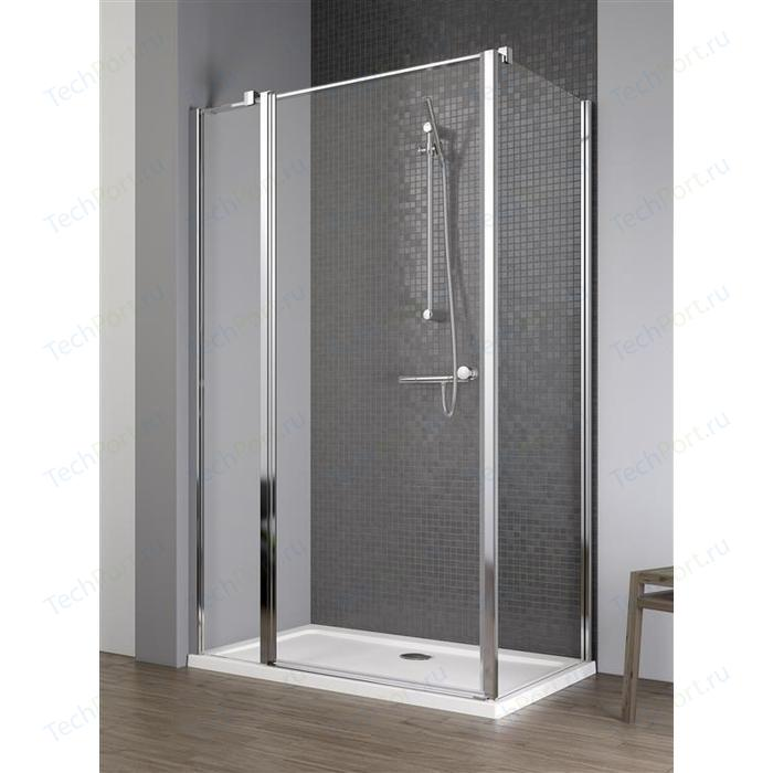 Душевая дверь Radaway EOS II KDJ/L 110 прозрачная, хром, левая (3799423-01L)