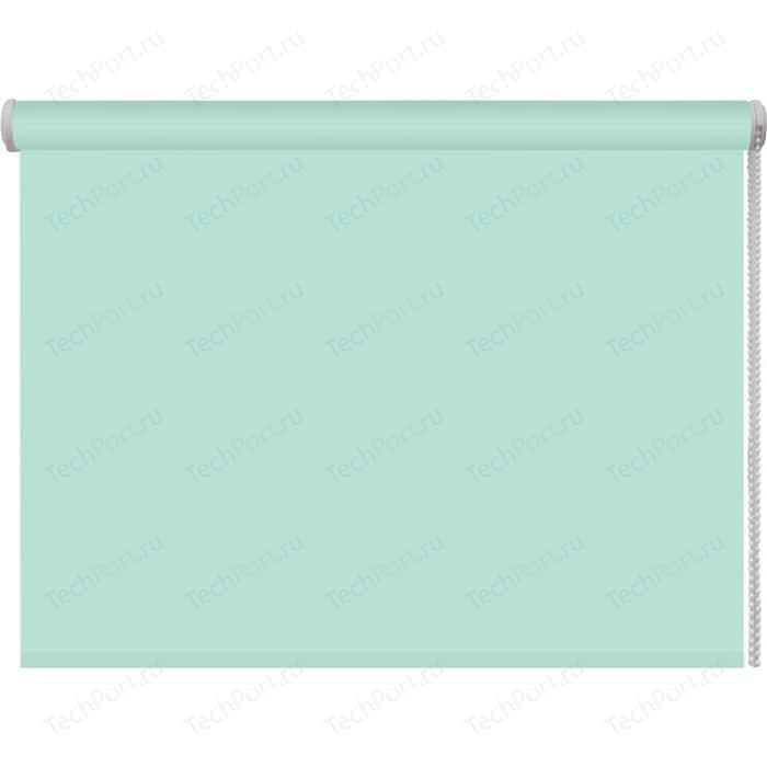 Рулонная штора DDA Ткань однотонная (80 процентов непроницаемая) Лайм 80x160 см