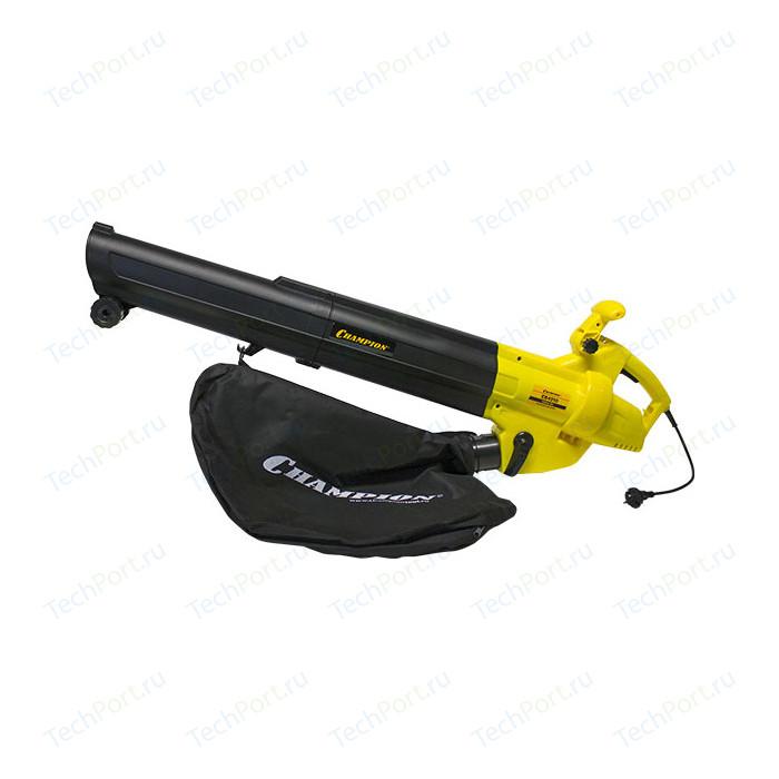 Садовый пылесос-воздуходувка Champion EB4510
