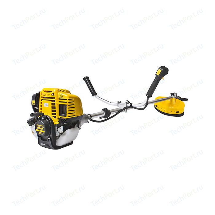 Триммер бензиновый (бензокоса) Champion T374FS триммер бензиновый stihl fs 490