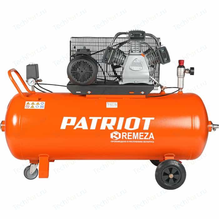 Компрессор ременной PATRIOT Remeza СБ 4/С-200 LB 40 компрессор ременной patriot remeza сб 4 с 100 lb 30 a