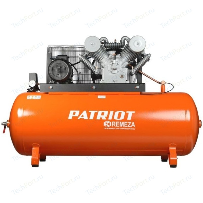 Компрессор ременной PATRIOT Remeza СБ 4/Ф-500 LT 100 компрессор ременной patriot remeza сб 4 с 100 lb 30 a