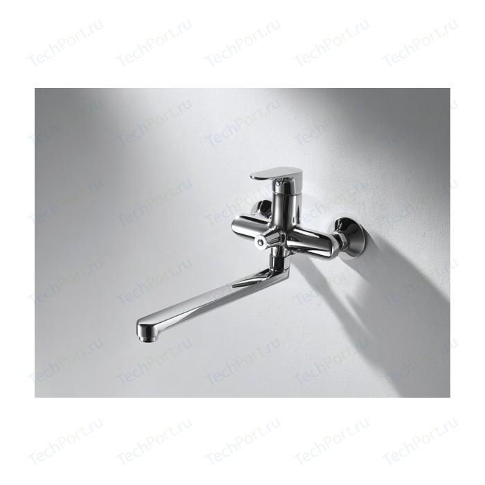 Смеситель для ванны Bravat Alfa универсальный (F6120178CP-01L)