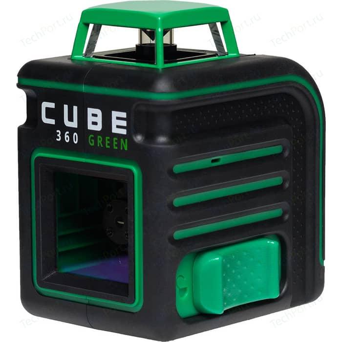 Лазерный уровень ADA Cube 360 Green Ultimate Edition (А00470) лазерный уровень ada cube 360 ultimate edition [а00446]