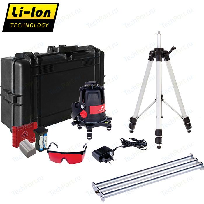 Построитель лазерных плоскостей ADA Ultraliner 360 4V Set (А00477)