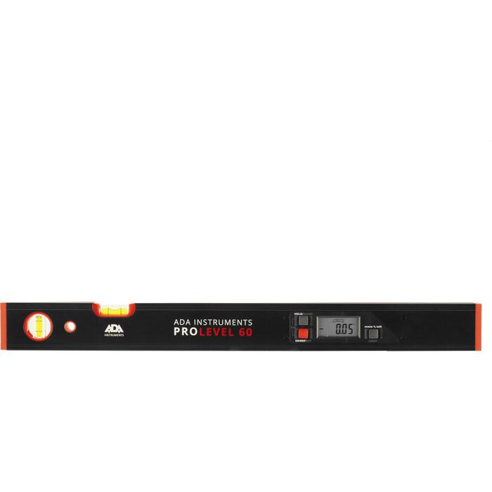 Уровень электронный ADA ProLevel 60 (А00391) уровень stayer professional i prolevel 1мм м 3 ампулы 120см 3477 120