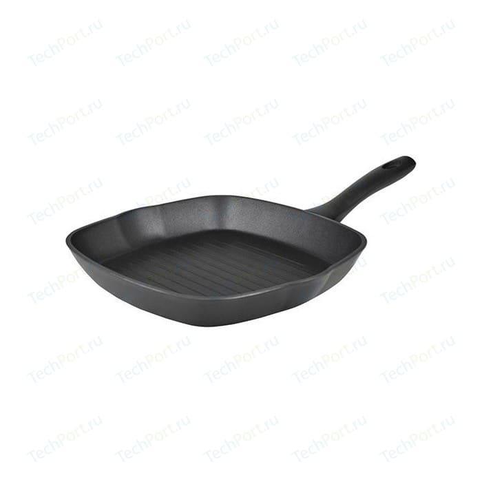 Сковорода-гриль Rondell 28x28 см (RDA-762) rondell сковорода гриль с желобками для слива 28х28 см rda 762 rondell