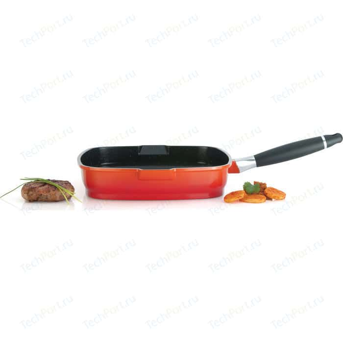 Сковорода-гриль BergHOFF 28см Virgo Orange (2304912)
