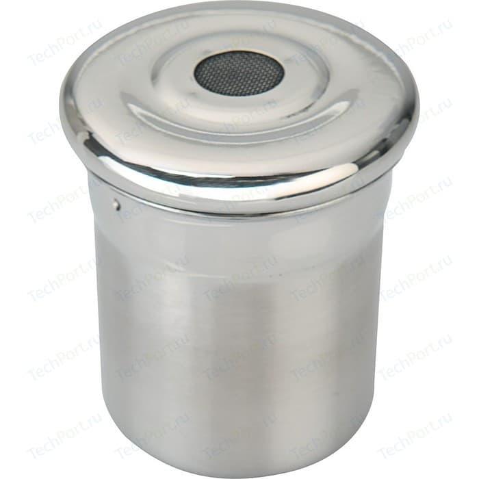Баночка дозатор для сахарной пудры 5x6 см BergHOFF Essentials (1100085) лопатка для барбекю essentials 43 см 1108003 berghoff